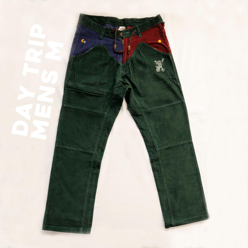 Day Trip corduroy pants/Mens