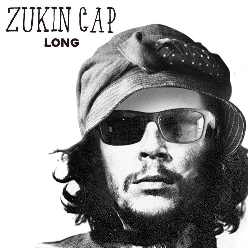 ZUKIN CAP ASH BLACK