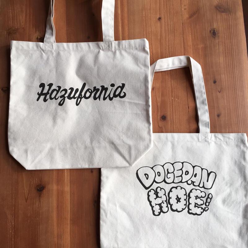 HAZUFORNIA TOTE BAG