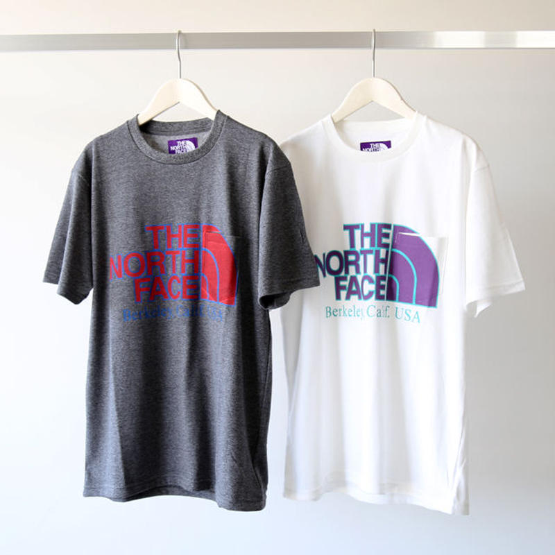 THE NORTH FACE PURPLE LABEL / H/S Logo Pocket Tee NT3915N (メンズ)