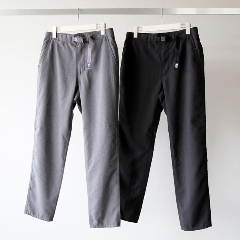 THE NORTH FACE PURPLE LABEL / Polyester Tropical Field Pants NT5912N (メンズ)
