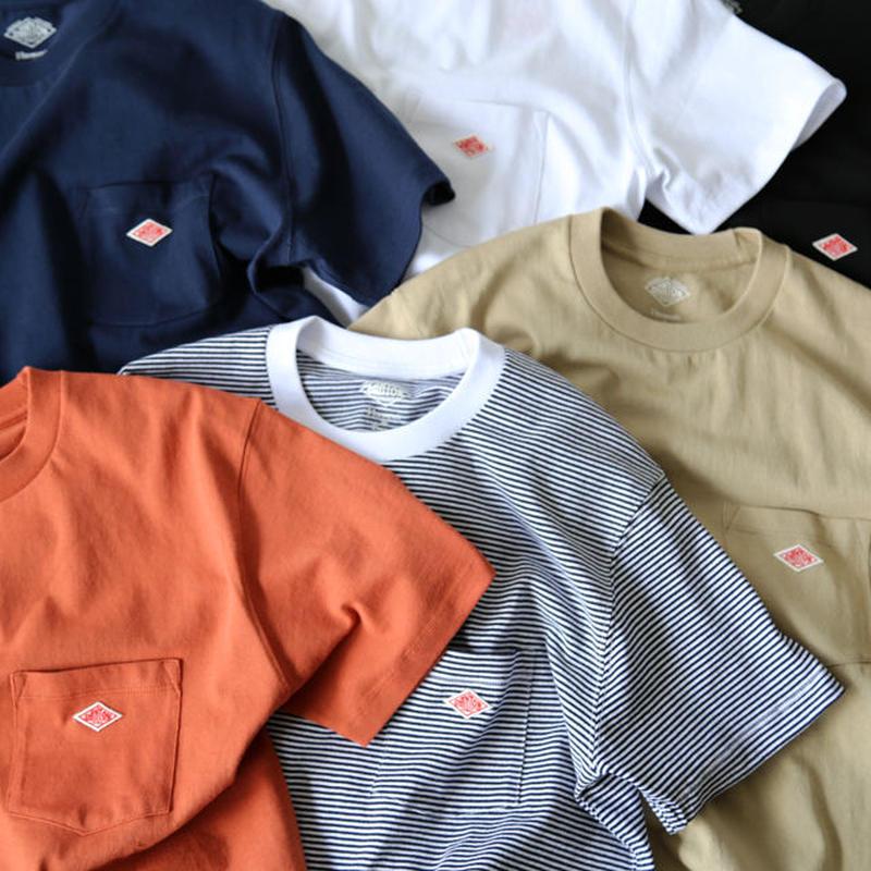 DANTON ダントン / ポケットTシャツ JD-9041 (レディース)