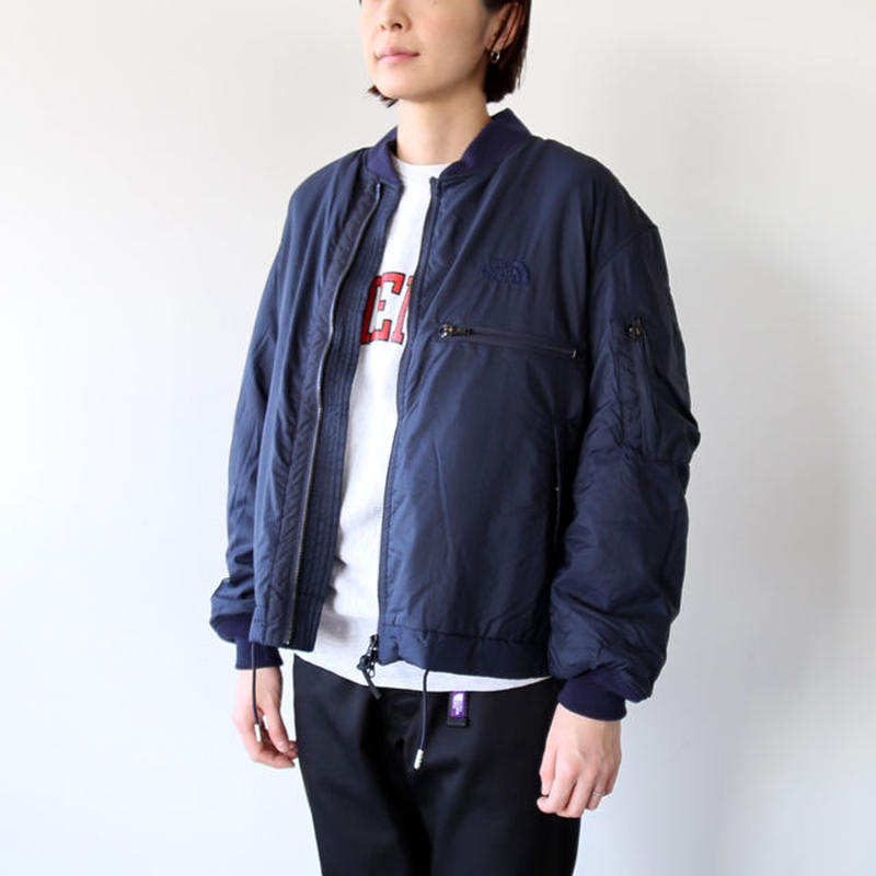 THE NORTH FACE PURPLE LABEL / Insulated Field Jacket (レディース)