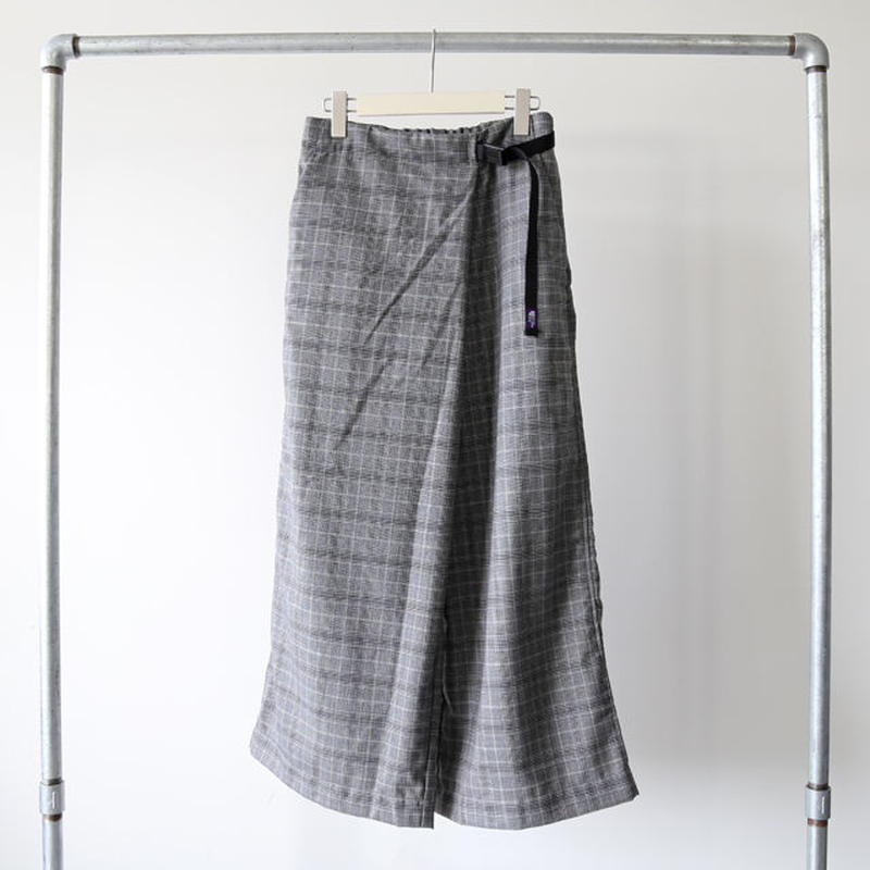 THE NORTH FACE PURPLE LABEL / Wool Polyester Wide Pants NTW5864N (レディース)