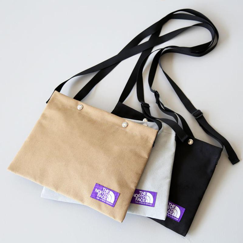 THE NORTH FACE PURPLE LABEL / Suede Shoulder Bag NN7925N