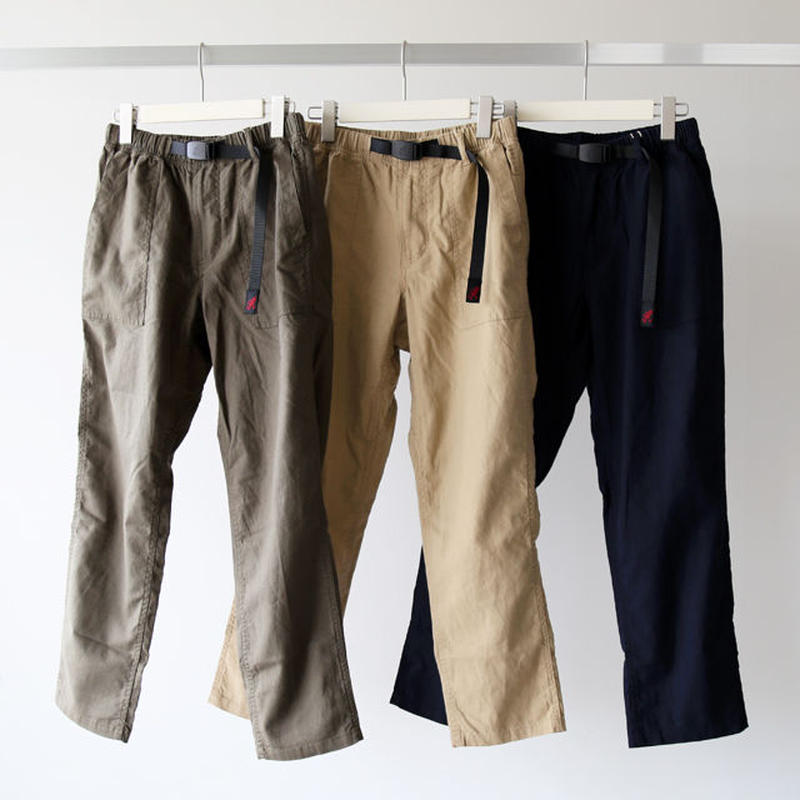 GRAMICCI グラミチ / LINEN COTTON LOOSE TAPERED PANTS GUP-19S039 (レディース)
