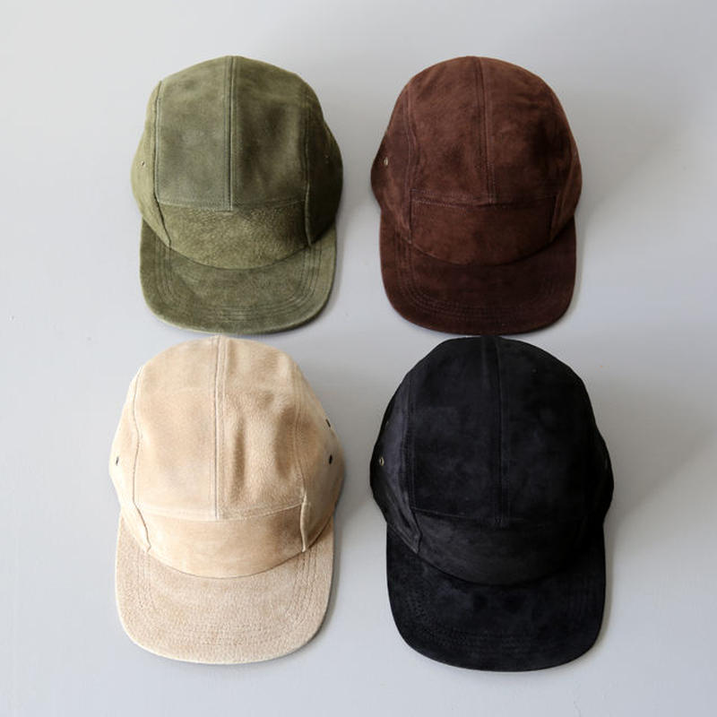 WINNER CAPS / SUEDE CAMP CAP