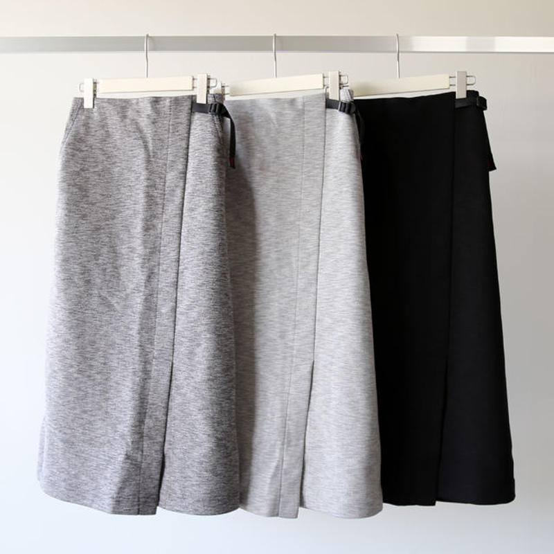 GRAMICCI グラミチ / W'S COOLMAX KNIT WRAP SKIRT GLSK-19S083 (レディース)