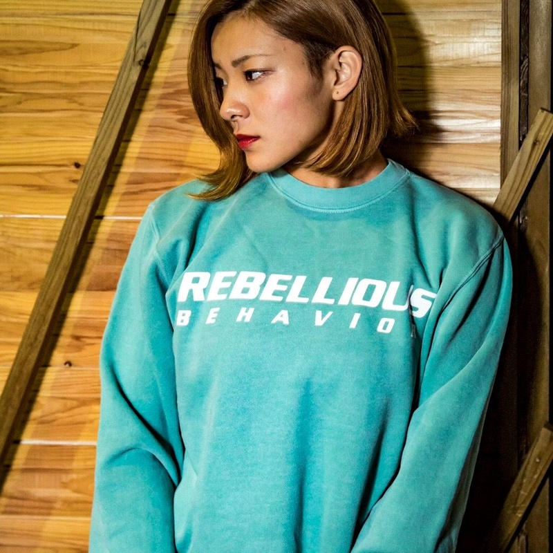 RBLS SP LOGO CREW NECK SWEAT