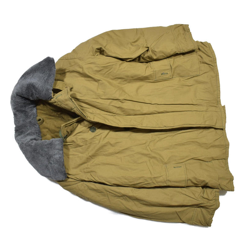 ソ連製 1977年規格 汎用 冬服ジャケット インナー付き