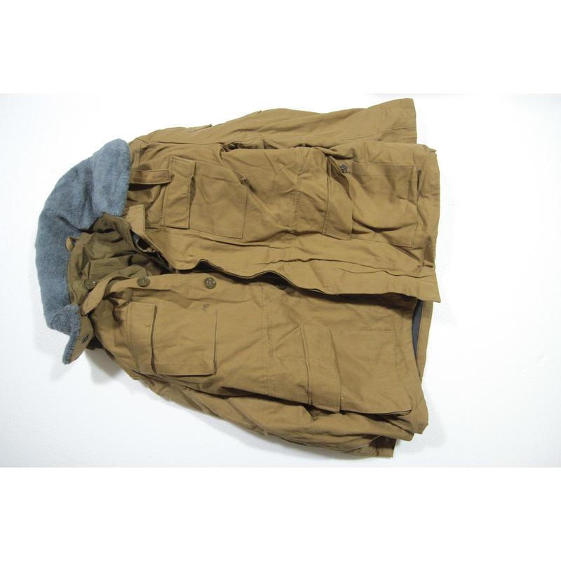 ソ連製 アフガンカ冬服 1984年規定 冬服 インナー付き 上下サイズ違い