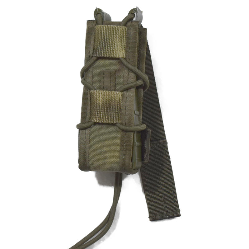 SSO製 PP-19-01 Vityazマガジン用 Tacoマグポーチ A-tacs FG