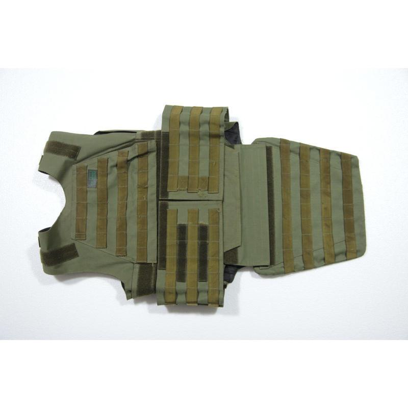 FSB放出 実物 FireLine製 Redut-M Molleカバー Fort製グローイン付き