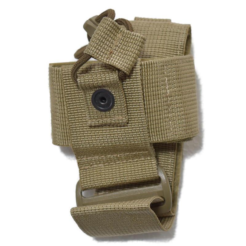FSB放出 ANA製 官給品 マルチカムMolleセット レディオポーチ  #2