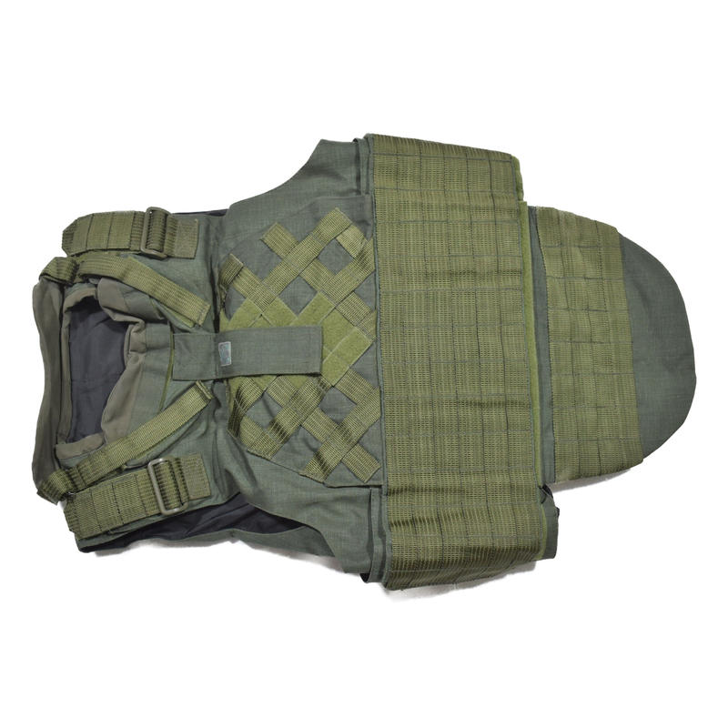 FSB放出 官給品 FORT製 Defender-2 Molle エメラルドグリーン カバー