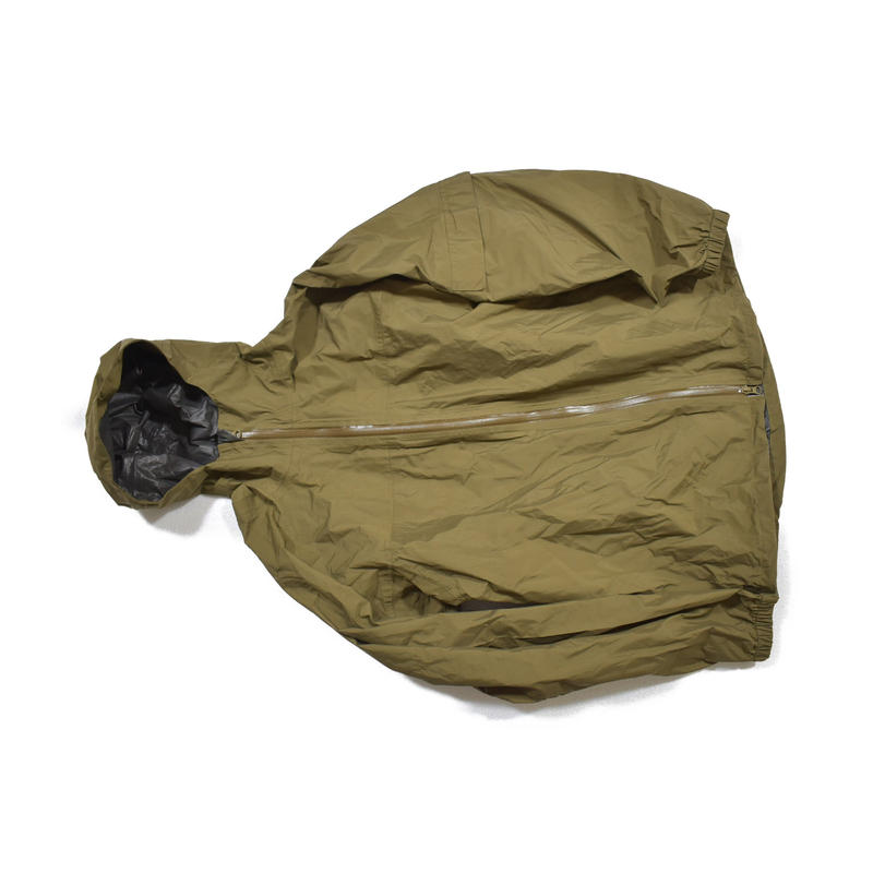 ロシア連邦軍 特注品 BTK-Group製 TAN 防水透湿  PTFE メンブレンスーツ  放出品