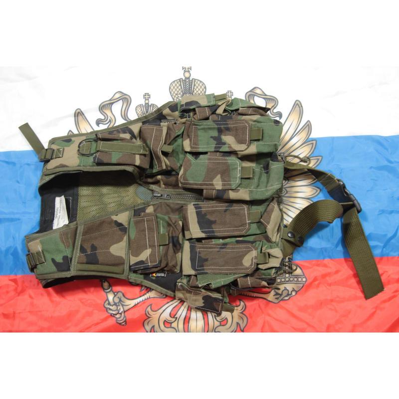 FSB放出 官給品 旧ロット SRVV製 Spetsnazベスト