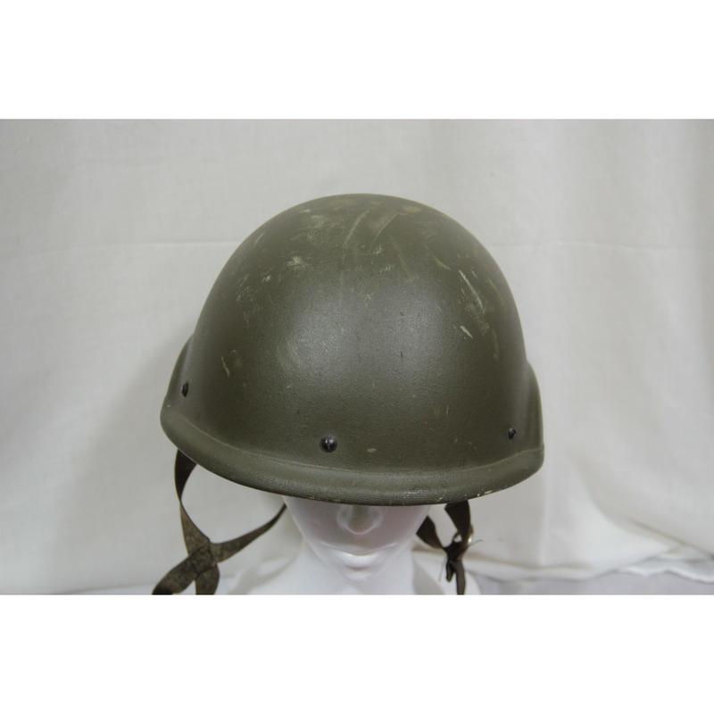 ロシア連邦軍 実物 Armocom製 6b7-1 ヘルメット サイズ3 フローラカバー付き