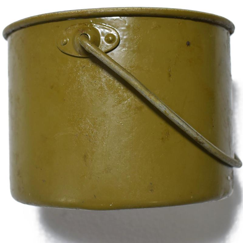 ソ連製 丸形飯盒 メスキット 1949年製  #2