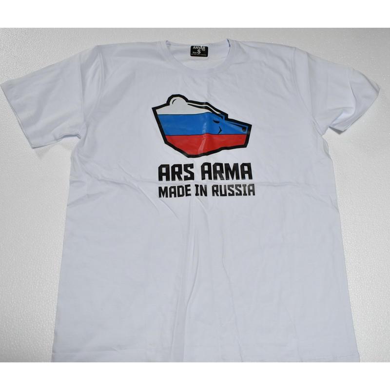 ArsArma製 メーカーロゴTシャツ 非売品