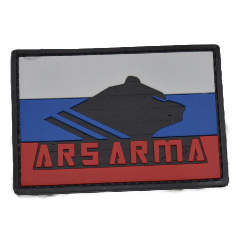 ArsArma製 メーカーパッチ #2 非売品