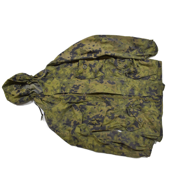 SOBR放出 Tactic-9製 Yeger迷彩 スーツ