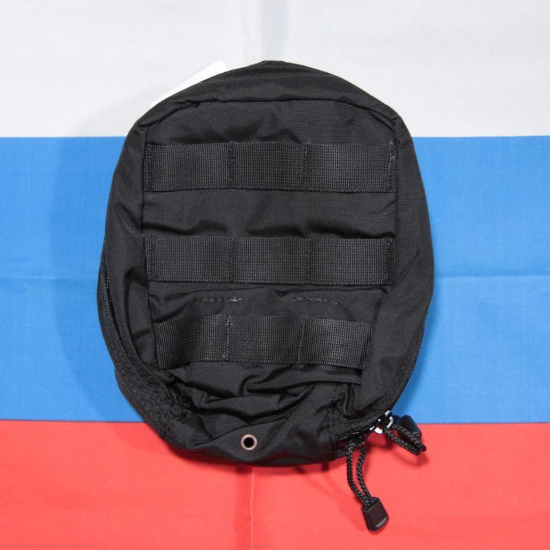 SSO製 ユーティリティポーチ メディカルポーチ 黒 Molle