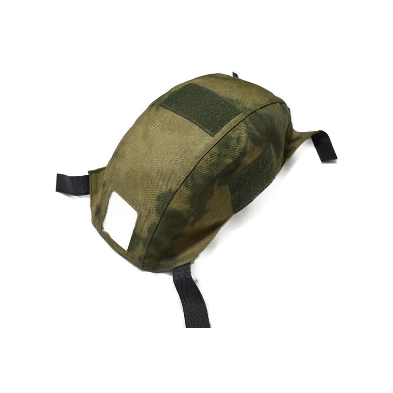 ベラルーシ製 Armocom社 LShZ1+ レプリカヘルメット用 カバー A-tacsFG
