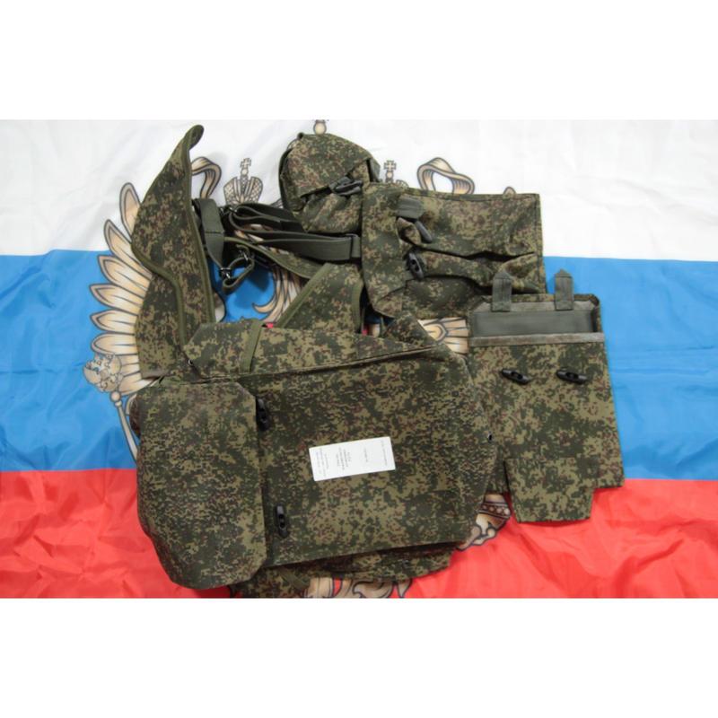 ロシア連邦軍 官給品 BTK-Group製 デジタルフローラ迷彩 RD-54 バックパック