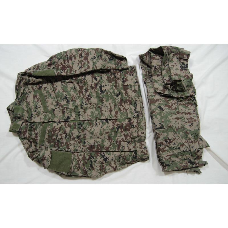 FSB放出 SRVV製 SURPAT迷彩 戦闘服上下  旧ロット品