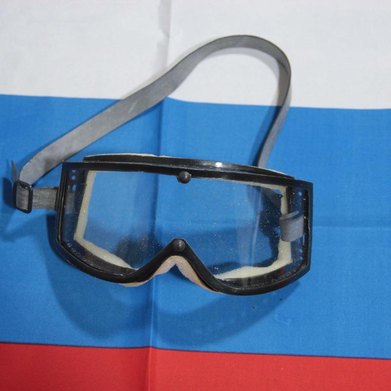 初期ロシア製 ゴーグル ダストゴーグル 1992年製