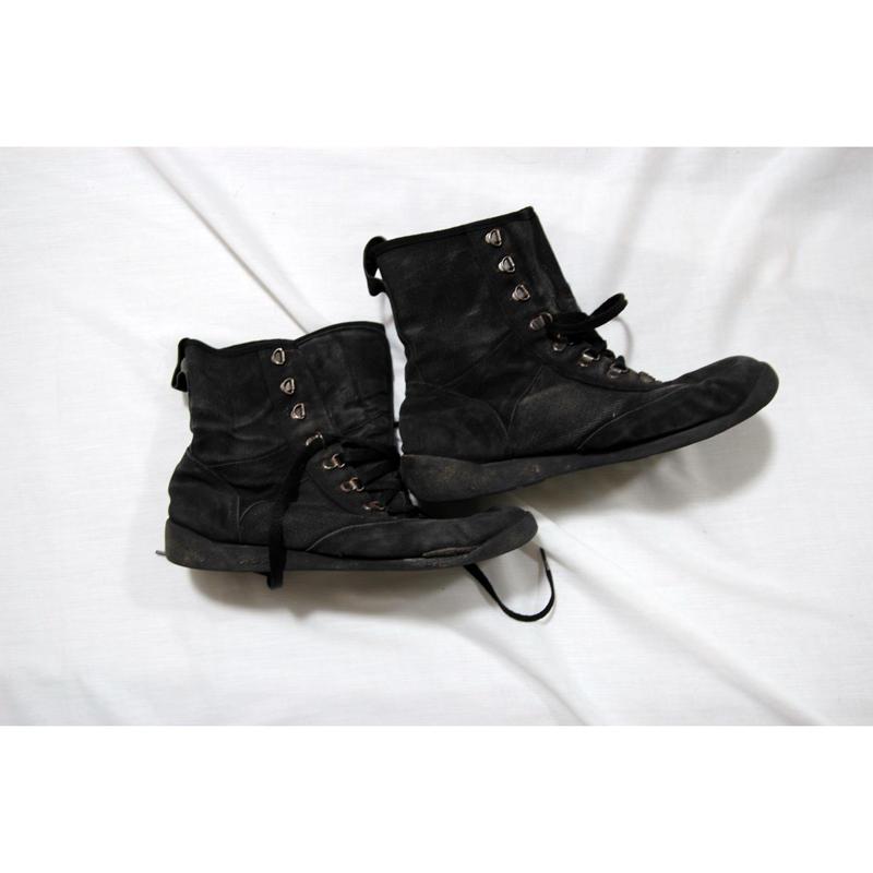 FSB TsSN A アルファ放出 Crispi製ブーツ サイズ42/27.0程度