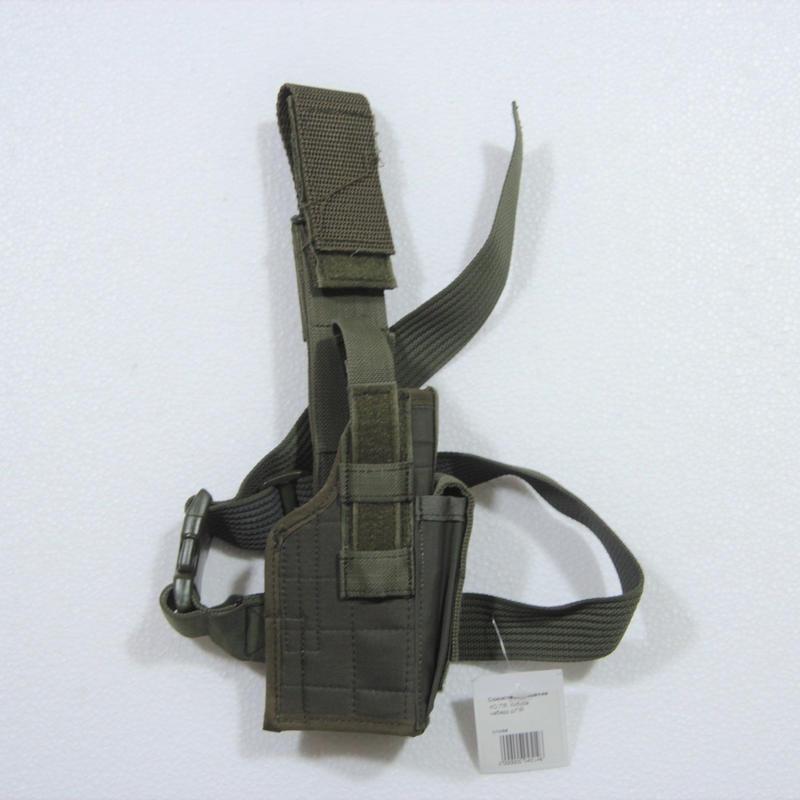 SSO製 中型拳銃用 PYA用 レッグホルスター OD