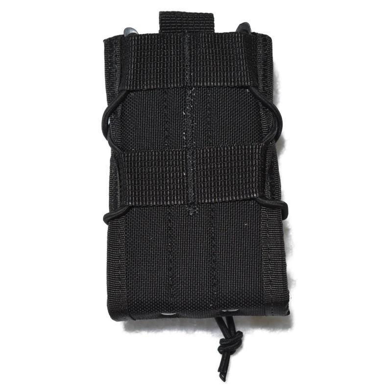 Stich Profi製 AK 5.45mm 用 Taco マガジンポーチ 黒