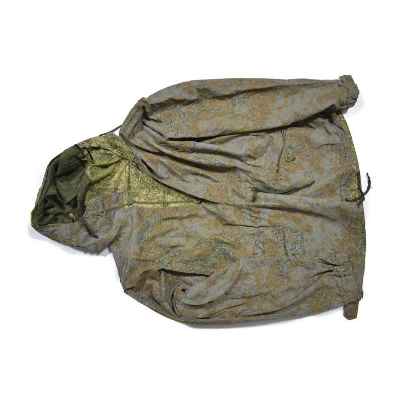 ロシア連邦軍官給品 6sh122 リバーシブルスーツ 専用バッグ+バラクラバ付き