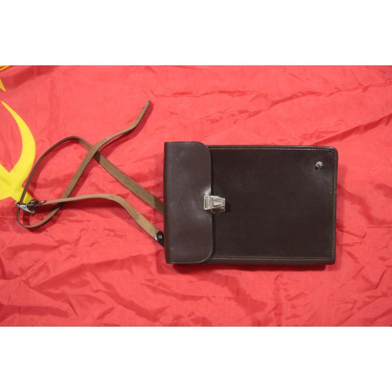 ソ連製 士官用 マップケース マップバッグ
