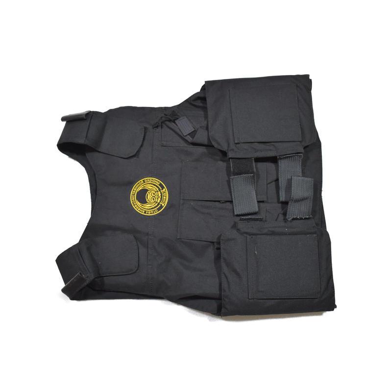 ロシア警察放出 Shutorm-VV ボディーアーマーカバー パッチ付き