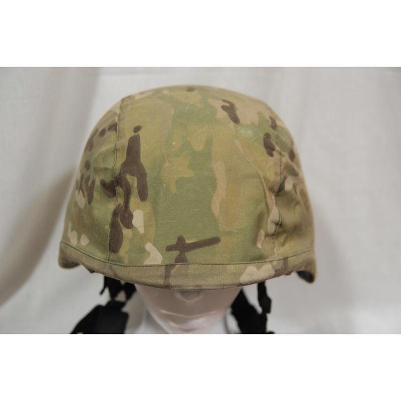 FSB放出 Armytex製 PASGT / RBR フリッツヘルメット用 ヘルメットカバー