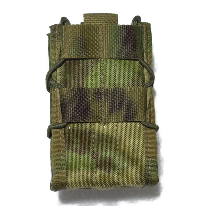Stich Profi製 AK 5.45mm 用 Taco マガジンポーチ A-tacs FG