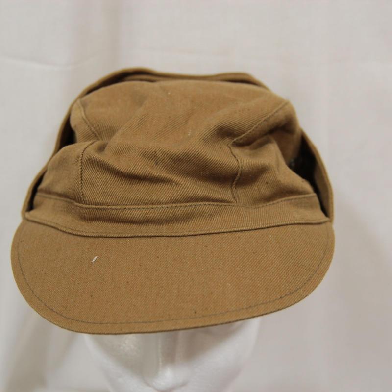 ソ連製 アフガンキャップ ケピ帽 兵用帽子 サイズ60cm