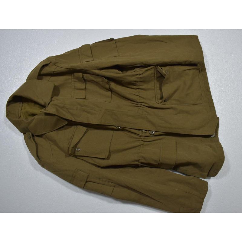 ソ連製 アフガンカ冬服 1984年規定 冬服 インナーなし