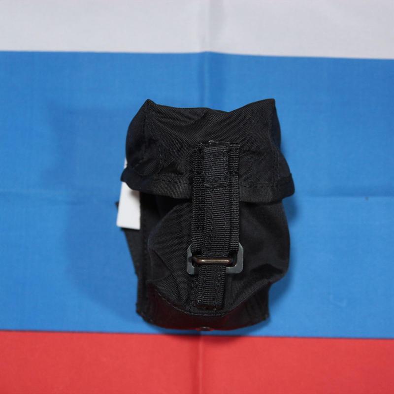 SSO製 グレネードポーチ 黒