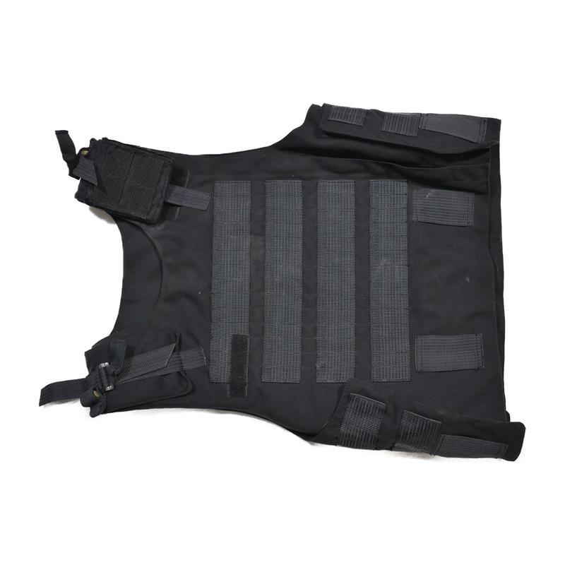 ロシア警察 内務省 実物 Kora-1mk ボディーアーマー カバー 黒 #2