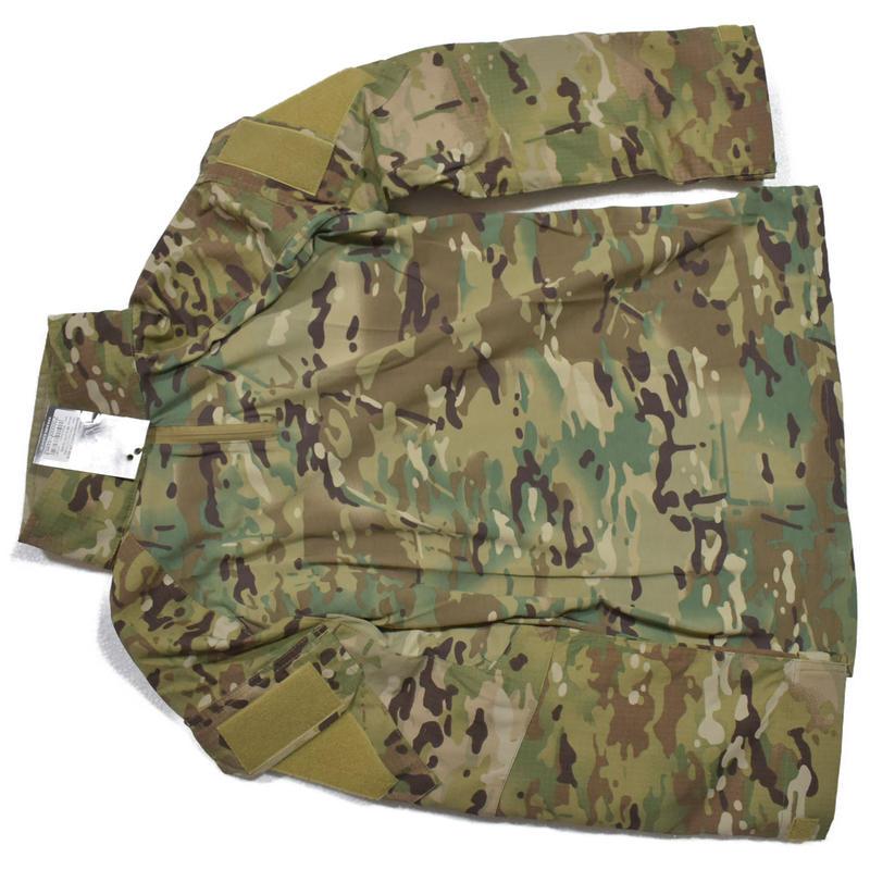 ロシア BARS製 GROM コンバットシャツ  エルボーパッド付き 各色