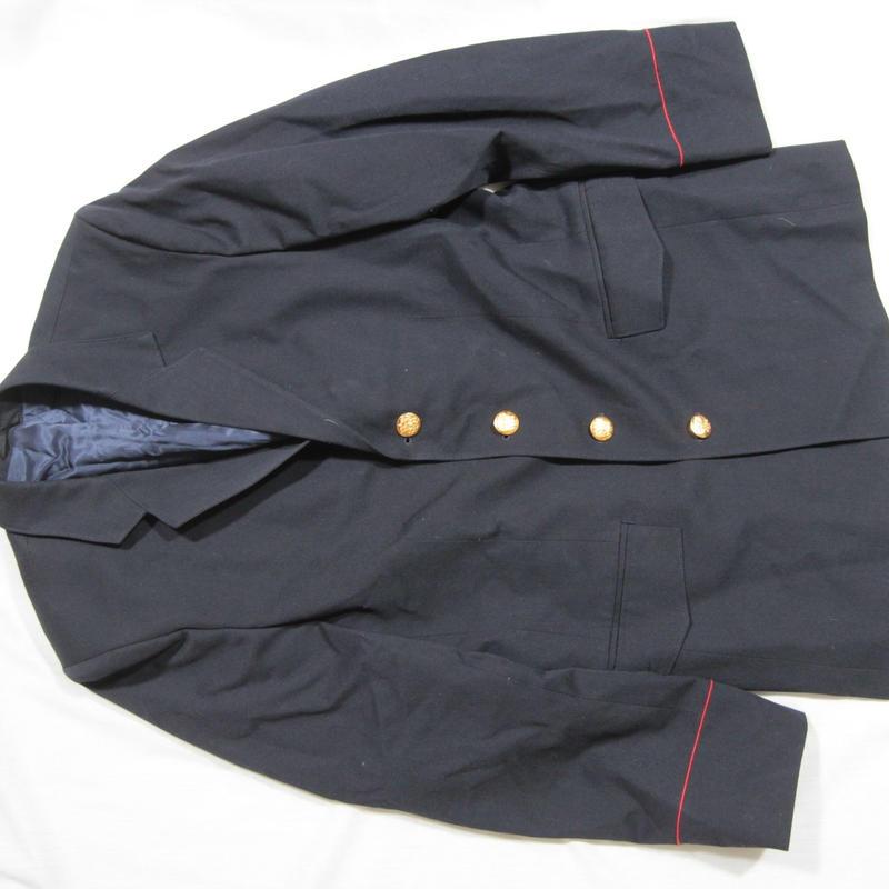 ロシア警察 内務省官給品 制服 ジャケット サイズ46-4