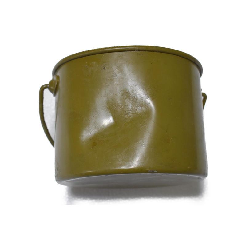 ソ連製 丸形飯盒 メスキット 1949年製  凹みあり