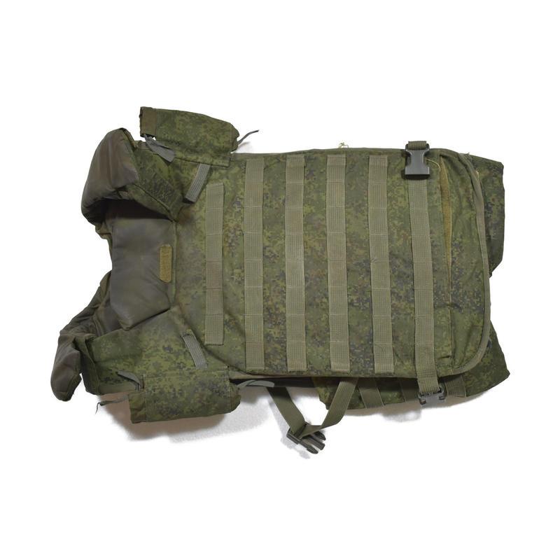ロシア連邦軍 6b45 ボディアーマー ケヴラー付き デジタルフローラ迷彩 訳アリ品  #2