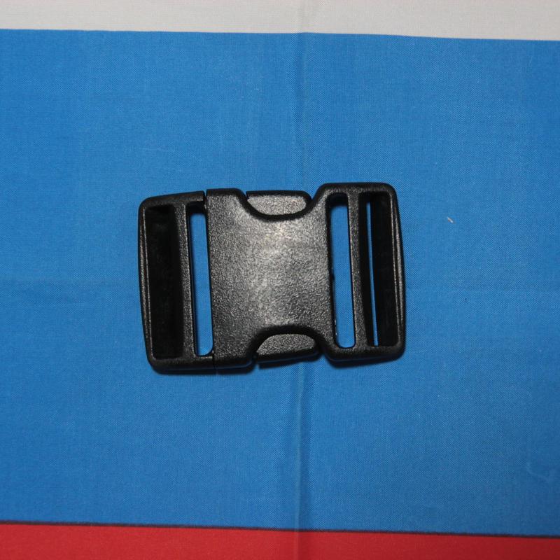 ロシア Apri製 ファステックス バックル 黒