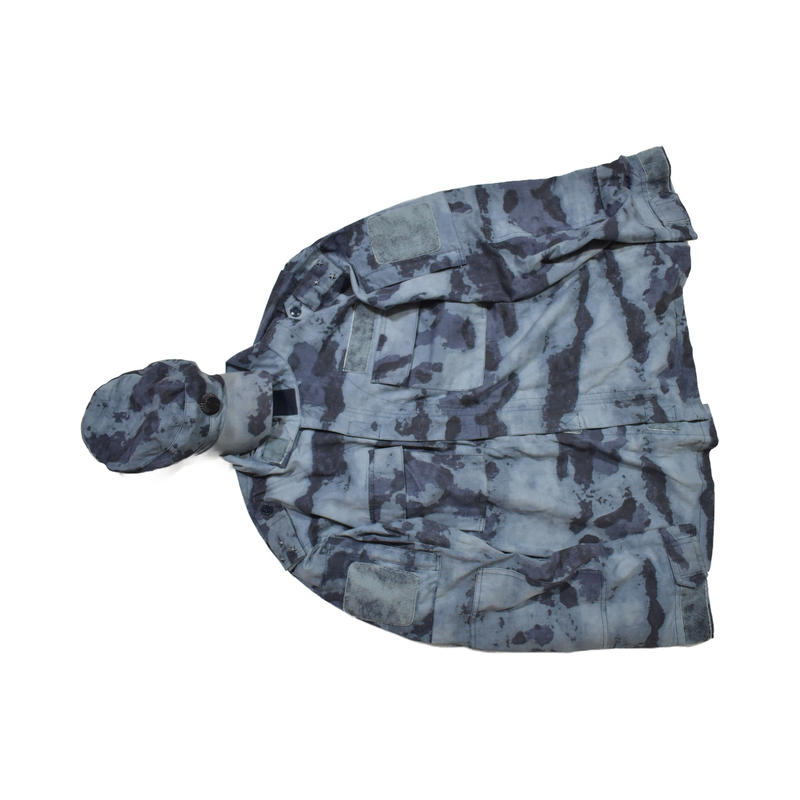 SOBR放出 Rosgvardia官給品 Urban Mox スーツ キャップ+階級章付き