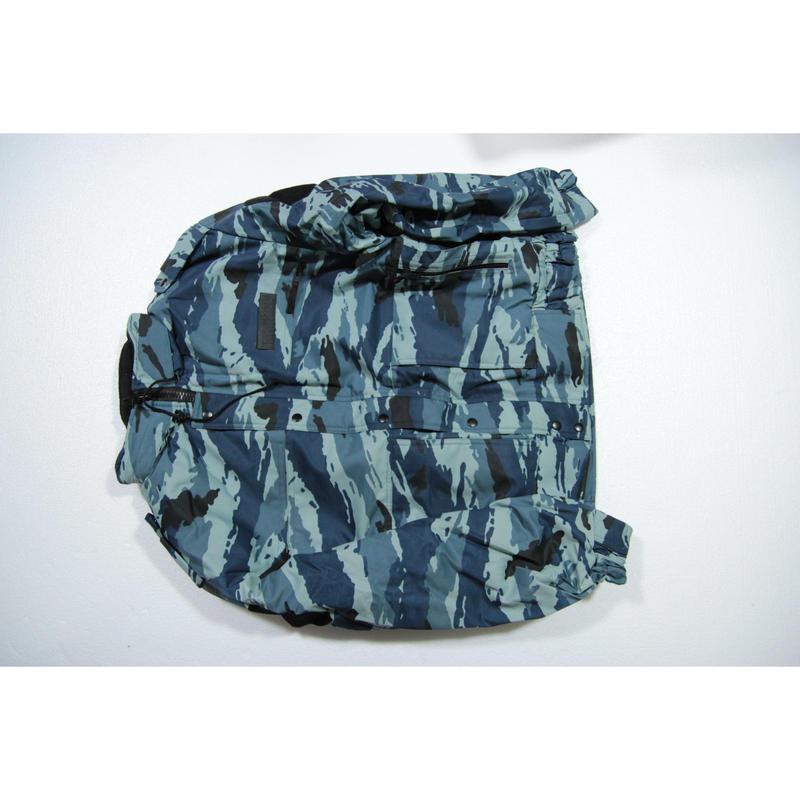 内務省官給品 Blue Kamysh迷彩 冬服 ウィンタースーツ 上下セット  新品